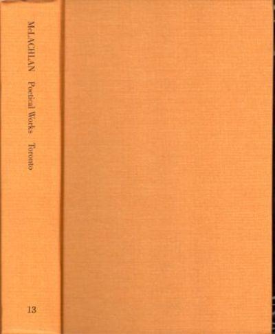 Toronto: University of Toronto Press, 1974. Hardcover. Very Good. xxiii, 448pp. Very good hardback b...