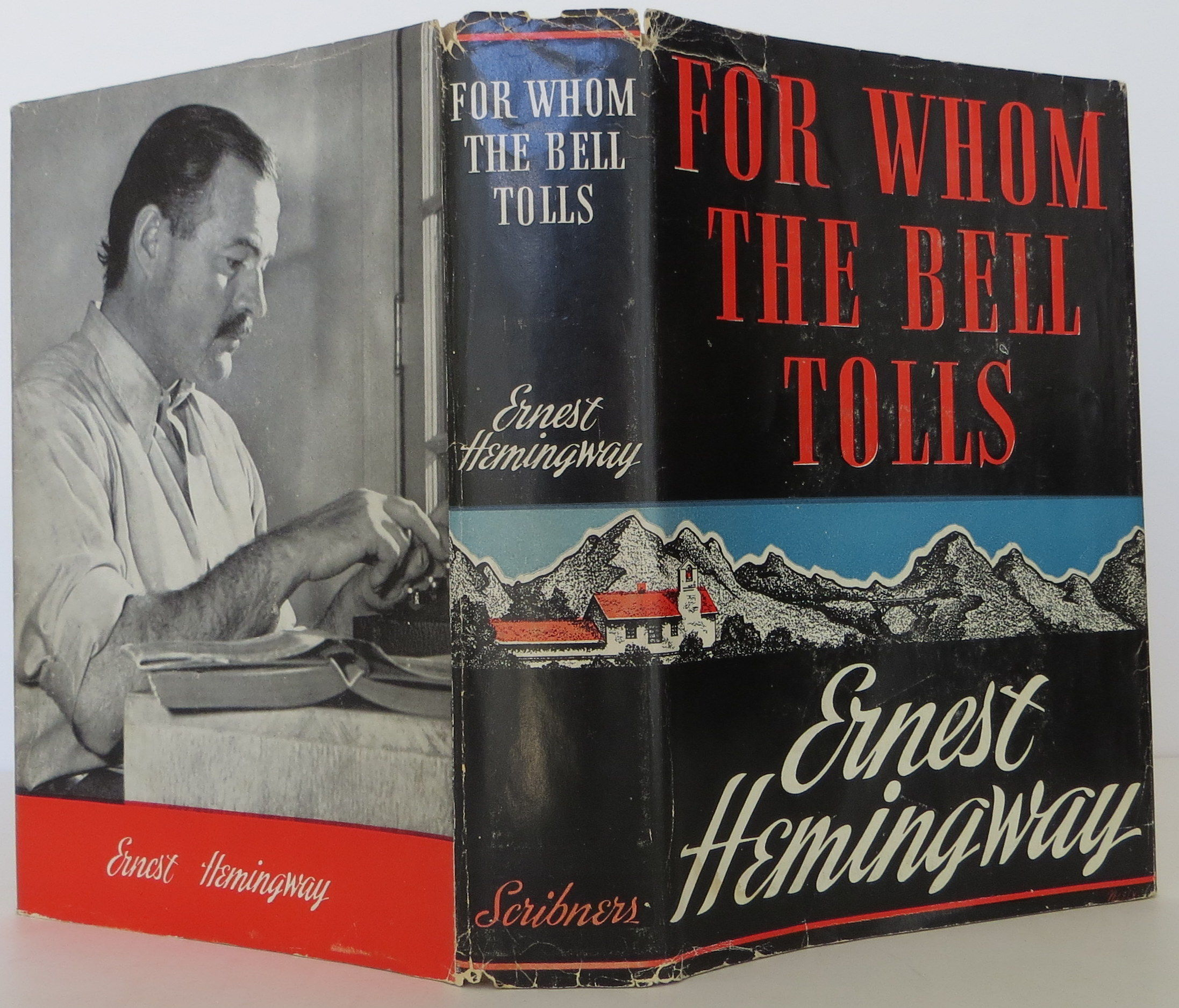 an analysis of the hemingways for whom the bells tolls The paperback of the for whom the bell tolls by ernest hemingway at barnes & noble free shipping on $25 or more get a free 3-month pandora premium subscription .