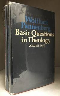 image of Basic Questions in Theology; Collected Essays (2 Vols.)