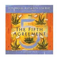 image of The Fifth Agreement: A 48-Card Deck, plus Dear Friends card