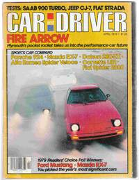 Car and Driver April 1979 Volume 24, Number 10