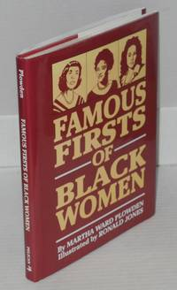 Famous firsts of black women; illustrated by Ronald Jones