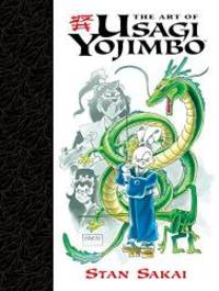 image of The Art of Usagi Yojimbo