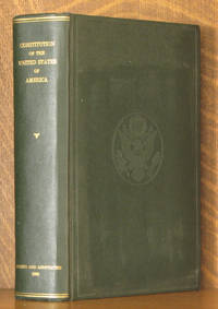THE CONSTITUTION OF THE UNITED STATES OF AMERICA ANALYSIS AND INTERPRETATION....JUNE 1964