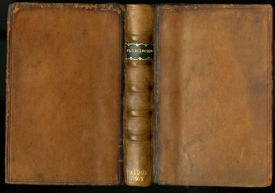 Venice: Aldus Manutius, 1503. First Edition. Hardcover (Full Leather). Near Fine Condition. The firs...