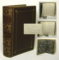 FAMILIAR QUOTATIONS: A COLLECTION OF PASSAGES, PHRASES, AND PROVERBS TRACED TO THEIR SOURCES IN ANCIENT AND MODERN LITERATURE. Signed by  John Bartlett - Signed First Edition - 1892 - from TBCL  The Book Collector's Library and Biblio.com