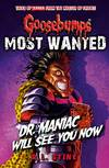 Goosebumps: Most Wanted: Dr. Maniac Will See You Now: 5