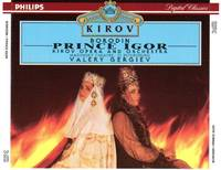 image of Prince Igor - Opera in Four Acts and Prologue [3-COMPACT DISC SET]