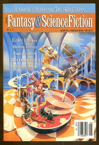 image of The Magazine of Fantasy_Science Fiction: May, 1990
