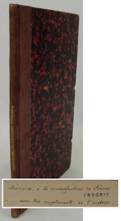 : , 1875. Boards. Good. -44 pages. Plus 3 folding diagrams in the rear. Lacks a title page or the or...