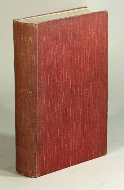 London: Leonard and Virginia Woolf at the Hogarth Press, 1924. First edition, 8vo, pp. 409, , Hogart...