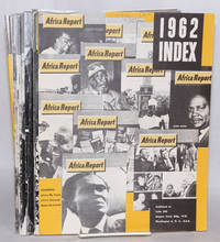 Africa Report; volume 7, numbers 1-11 and index
