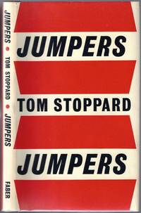 Jumpers by  Tom STOPPARD - First Edition - 1972 - from Fine Editions Ltd (SKU: BB1327)