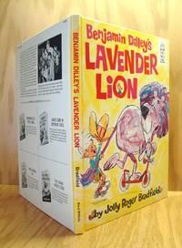 Benjamin Dilley's Lavender Lion