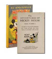The Adventures of Mickey Mouse. Book Number 2
