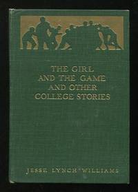 New York: Charles Scribner's Sons. Very Good+. 1908. First Edition. Hardcover. (decorated dark green...