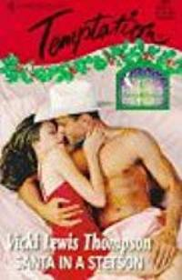 image of Santa In A Stetson (Paperback)