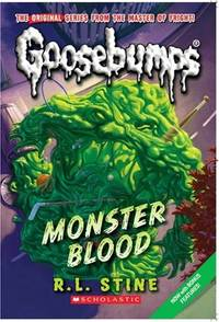 image of Monster Blood (Classic Goosebumps #3): 03