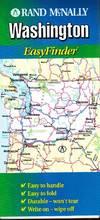 Rand McNally Washington Easyfinder Map