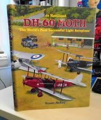image of de Havilland. DH.60 Moth. 'The World's Most Successful Light Aeroplane'