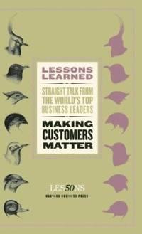 Making Customers Matter