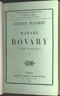 MADAME BOVARY  MŒURS DE PROVINCE