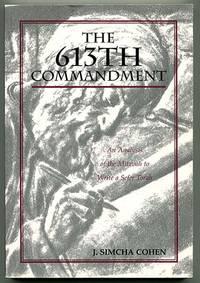 The 613th Commandment: An Analysis of the Mitzvah to Write a Sefer Torah (Derush VeChiddush)