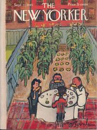 The New Yorker: September 22, 1945