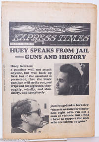 image of San Francisco Express Times, vol. 1, #8, March 14, 1968: Huey Speaks from Jail & Godard in Berkeley