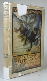 The Legend of Sleepy Hollow. Illustrated by Arthur Rackham