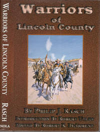 Warriors of Lincoln County (Outlaw-Lawman Research Series, V. 3)