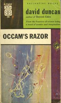 Occam's Razor by  David Duncan - Paperback - First Edition - First Printing - 1957 - from Bookmarc Books (SKU: 016428)
