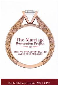 image of The Marriage Restoration : the Five-Step Action Plan to Saving Your  Marriage