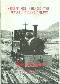 The Welsh Highland Railway Journal No.104 April 1992