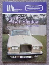 image of Rolls Royce Silver Shadow