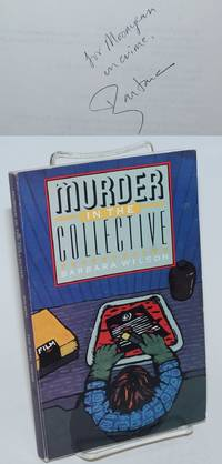 Murder in the Collective Pam Nilsen mystery #1 [signed]