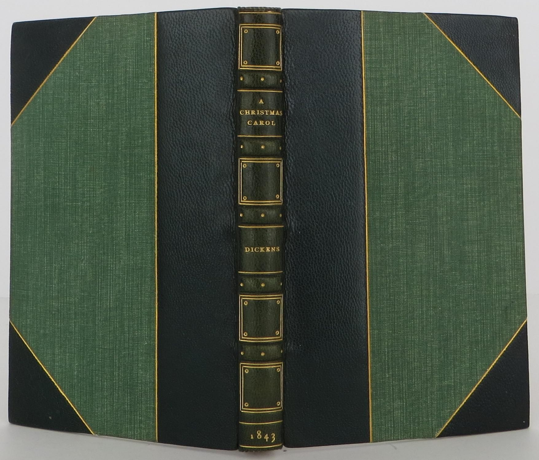 A Christmas Carol by Charles Dickens - 1st Edition - 1843 - from Bookbid Rare Books (SKU: 1811208)