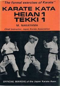 Karate Kata: Heian 1; Tekki 1