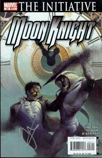 Moon Knight No. 12 (Midnight Sun: Chapter Six - This Trap, My Body)
