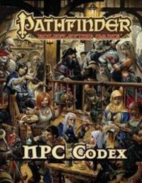 image of Pathfinder Roleplaying Game: NPC Codex