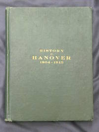 History of Hanover Columbiana Ohio 1804 - 1913