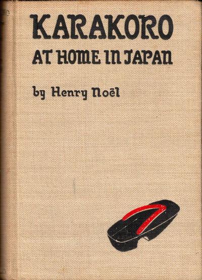 Tokyo: Hokuseido Press, 1939. Hardcover. Very good. 226pp. Slight spine lean, else a very good hardb...