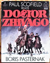 Doctor Zhivago. Two Cassettes in Folding Box