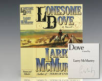 Lonesome Dove. by  Larry McMurtry - Signed First Edition - 1985 - from Raptis Rare Books (SKU: 125004)