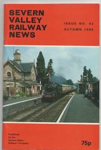 Severn Valley Railway News Issue No.93 Autumn 1989