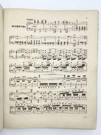 image of Don Giovanni. Don Juan. Oper in zwei Aufzügen von W. A. Mozart für das Pianoforte, ohne Worte eingerichtet von Henri Cramer