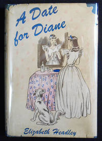 image of A Date for Diane by Elizabeth Headley; With Illustrations by Janet Smalley