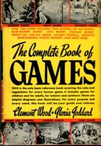 image of The Complete Book Of Games