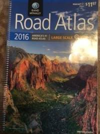 Rand McNally 2016 Large Scale Road Atlas