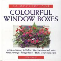 50 Recipes for Colorful Window Boxes
